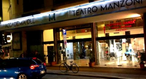 APERTURA NUOVA SEDE A FIRENZE DEL BARRIO LATINO, C/O TEATRO MANZONI DAL 13 SETTEMBRE
